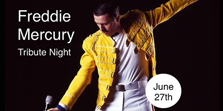 Freddie Mercury Tribute Night! tickets