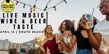 WAVE Live Music Series and Wine & Beer Taste! tickets