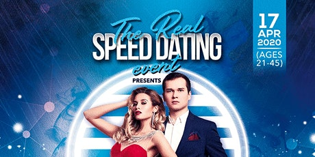 The Real Speed Dating Event (21-45) Sushi and Speed Dating Edition tickets