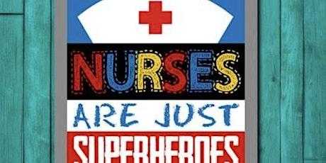 Honoring All Nurses Paint & Sip tickets