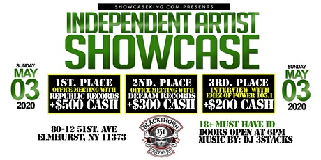 ARTIST'S WIN $1000, MEET WITH DEFJAM & REPUBLIC + INTERVIEW AT POWER 105.1 tickets