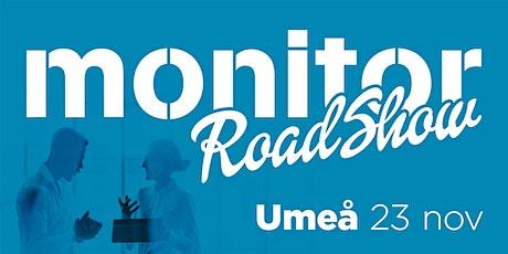 Monitor Roadshow Norra Sverige – Umeå 23/11 2020 tickets