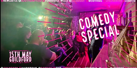 Comedy Premiere at The Stoke! (Guildford) tickets