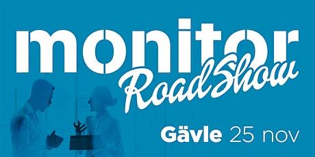 Monitor Roadshow Norra Sverige – Gävle 25/11 2020 biljetter