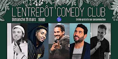 LEntrepôt Comedy Club