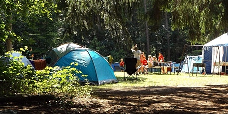 Wild camping at Swettenham tickets