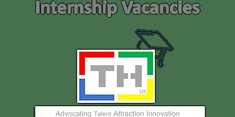 Virtual Hackathon - Talent Hack Internal Rectuitment Drive – Internships Hackathon tickets