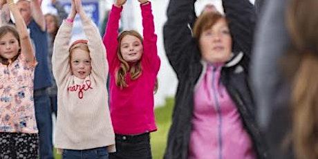 Children's Yoga and Art Workshop tickets