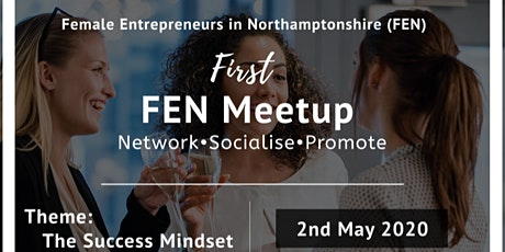 FEN Meet Up - Ladies Business Networking and Social Event tickets