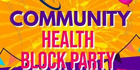 2020 Community Health Block Party tickets