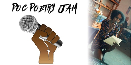 POC Poetry Jam tickets