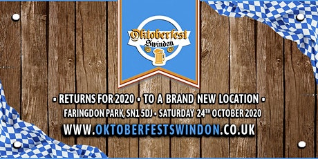 Oktoberfest Swindon 2020 tickets