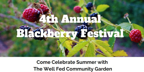 Annual Blackberry Festival  tickets