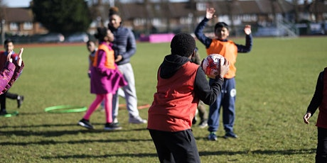 Multisports camp with First Kicks for 8 to 17 year olds tickets