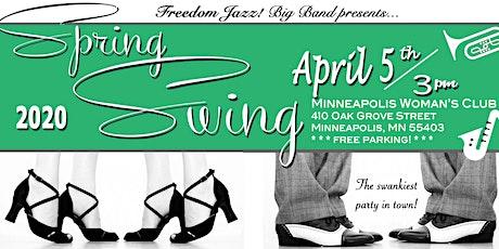 Spring Swing 2020 tickets