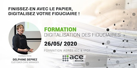 Digitalisation des fiduciaires tickets