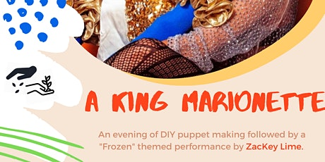A King Marionette tickets