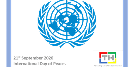 International Day of Peace - Virtual Hackathon billets