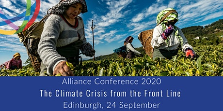 The Climate Crisis from the Front Line: Alliance Conference 2020 tickets