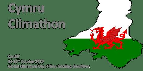 Cardiff Climathon 2020 – Infrastructure Hackathon tickets