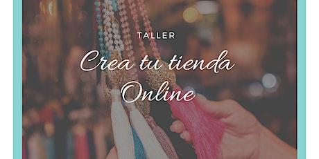 Aprende Shopify: Crea tu Tienda Online tickets