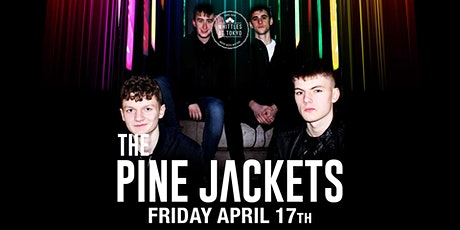 The Pine Jackets tickets