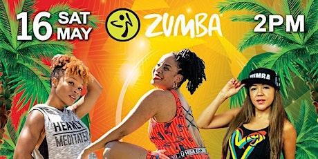 Afro-Caribbean Zumba Masterclass tickets