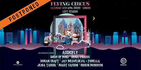 Flying Circus London tickets