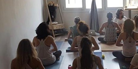 Yoga for absolute beginners: introductory course tickets