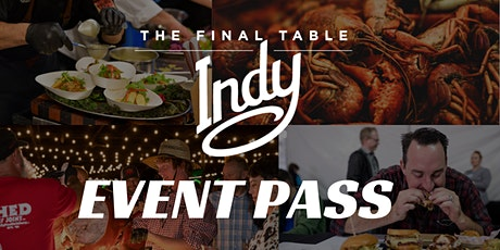 Final Table All Event Pass tickets