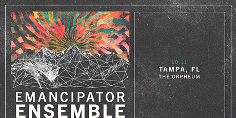 Emancipator @ The Orpheum tickets