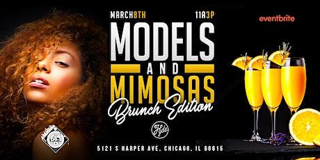 MODELS & MIMOSAS BRUNCH tickets