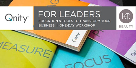 Qnity Leadership Training Georgia tickets