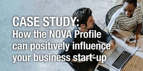 Explore your entrepreneurial style with the SwissNova concept! tickets