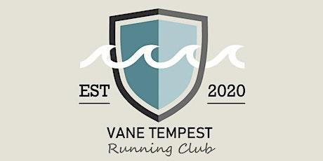 Vane Tempest Running Club tickets