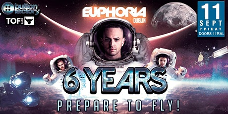 Euphoria 6th Anniversary - Shane Marcus (New York) tickets