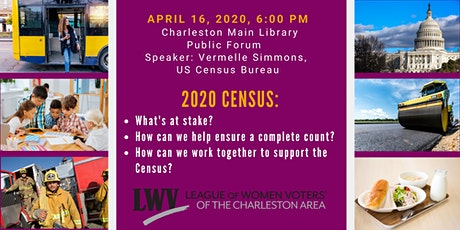 2020 Census: Ensuring a Complete Count tickets