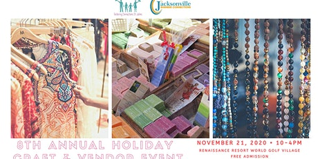 8th Annual Holiday Craft & Vendor Event tickets