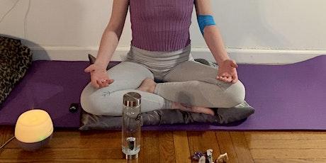 Meditation + Reiki (Zoom If need for Coronavirus lockdowns) tickets