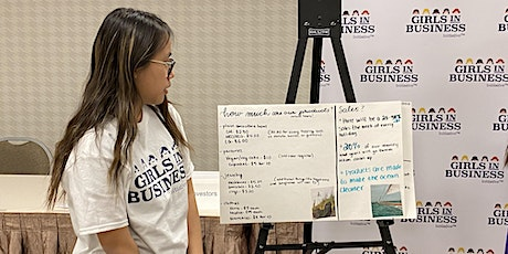 Girls in Business Camp Charlotte 2020 tickets