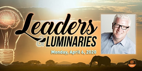 """CANCELED: Leaders & Luminaries: Vince Poscente, """"The Winner's Mindset"""" tickets"""