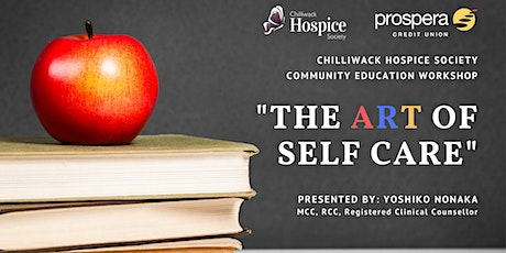 "2020 Community Education Workshop ""The Art of Self Care"" tickets"