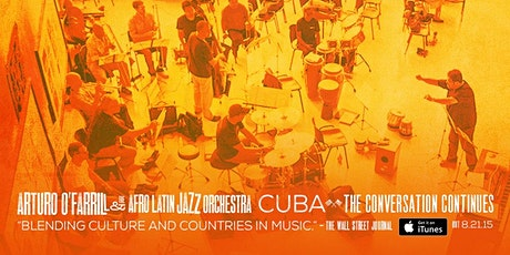 The Afro Latin Jazz Orchestra tickets