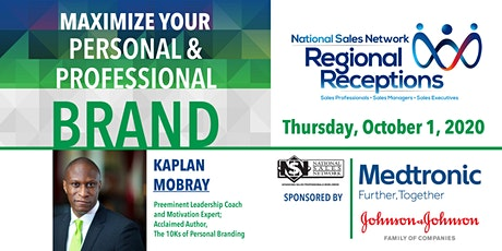 NSN Chicago Regional Reception tickets