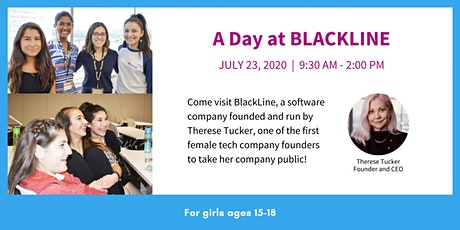 Join WFF for a Day at BlackLine! tickets