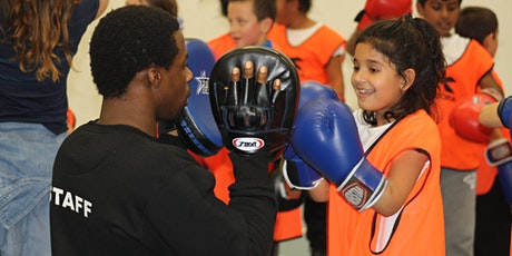Boxing Camp for 8 to 14 years with Dagenham Boxing Club tickets