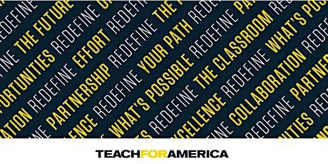 Teach For America Alumni Networking Dinner tickets