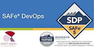 SAFe DevOps 5.0 with Practitioner Certification (SDP)...