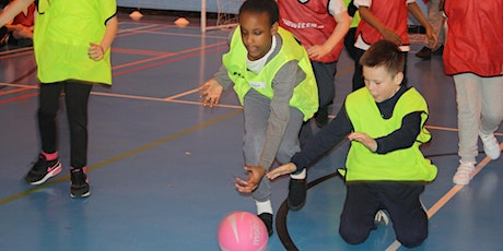 Dodgeball for 5 to 7 years with Ultimate Vision tickets
