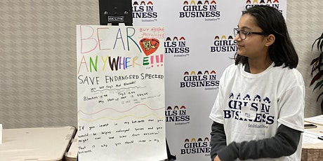 Girls in Business Camp Seattle 2021 tickets